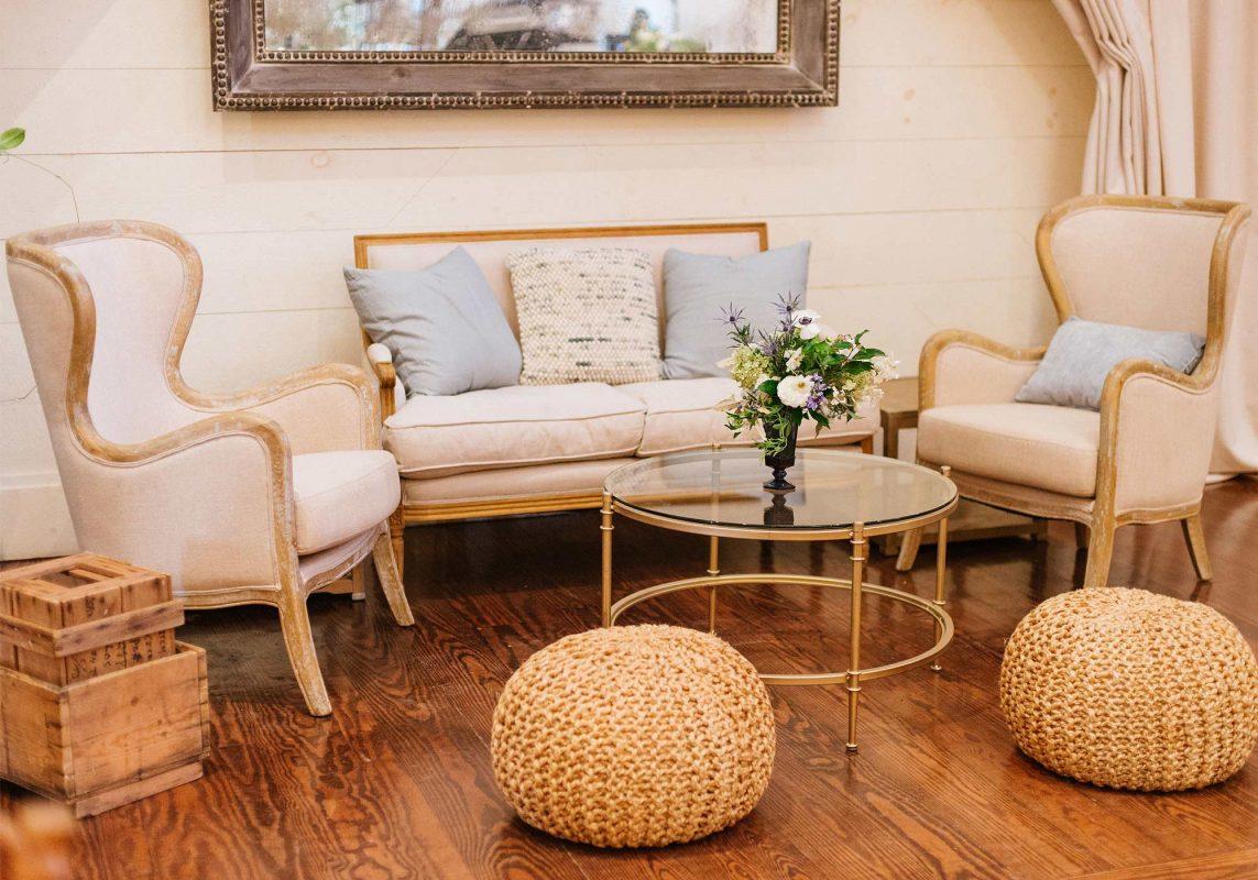 Wedding Decor, Pippin Hill Wedding, Seating Area, Wedding Seating Area, Reception Seating Ideas, Virginia Wedding